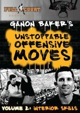 Ganon Baker Inparable Ofensiva Moves 2: Interior - Baloncesto DVD