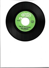 """1968 THE ZOMBIES """"TIME OF THE SEASON"""" 45rpm 7"""""""