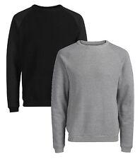 JACK & JONES New Men's Kane Knit Sweatshirt Regular Fit Cotton Jumper Crew Neck