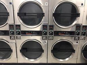 Speed Queen Stack Dryer 30LB(x2) Capacity
