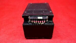 Rotax DC Regulator 28V PN U-6118-C