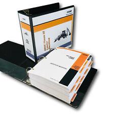 Case 580k Phase Iii 3 Loader Backhoe Service Manual Repair Shop Technical Book