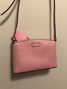 NWT Kate Spade Jeanne Crossbody Purse Bag Pink $199