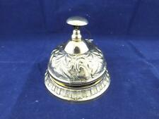 Classic Vintage Reproduction Brass Desk Bell.