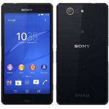 Cellulari e smartphone impermeabili neri marca Sony