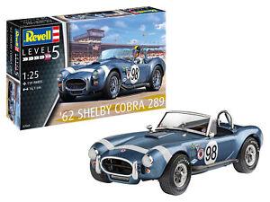 Revell 1/25 '62 Shelby Cobra 289 # 07669