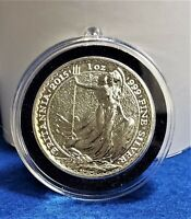 2015 PEANUTS SNOOPY 65th Anniversary Colorized 1oz .925 PROOF Silver Coin
