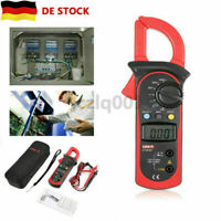 UNI-T ST201 Digital Clamp Meter DC / AC Spannung Strom Diodenwiderstand Tester!