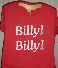 Grateful Dead Style Billy! Billy! Women's T-Shirt Size XL