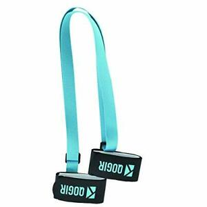 QOGIR Ski and Pole Carrier Strap 1 Pack, Adjustable Size Great for Men, Women an