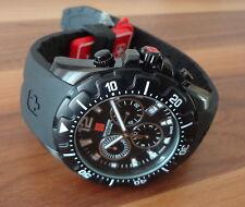 swiss military HANOWA-CHRONO Armbanduhr Chronograph Herrenuhr schwarz #064M2s
