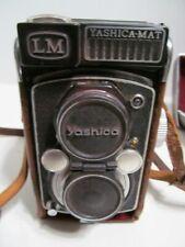 M32 YASHICA YASHICA-MAT LM TLR CAMERA