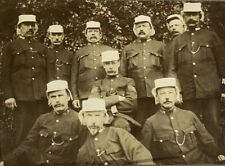 More details for early photo bisley policeman police group uniform uk sergeant h.s wheeler
