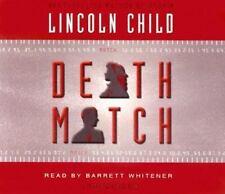 Death Match by Lincoln Child (2004, CD, Unabridged)
