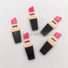 new DIY 10pcs Resin cute mini lipstick Flatback stone/Children scrapbook  crafts