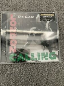 The Clash CD London Calling/Columbia 495347 2  Sealed
