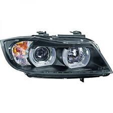 Scheinwerfer Set für BMW E90 2005-2008 Klarglas/Schwarz TFL Optik xenon