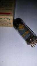 EL861 NOS goldpins  tested good on Funke W19s Röhren / tubes Nr.C53