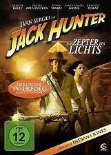 Jack Hunter - Das Zepter des Lichts von Terry Cunnin... | DVD | Zustand sehr gut