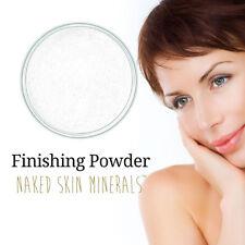Mineral Makeup Finishing Powder Bare / Naked Skin Minerals NCInc 10ml Jar ( 3g )