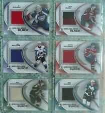 2011-12 ITG Heroes and Prospects Game Jersey Lot of (6) Reinhart Phillips Moore