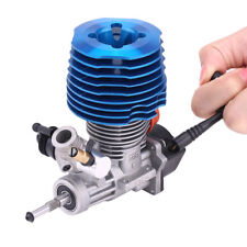 4.57CC 28 Motor Nitro Pull Starter 33000RPM Accesorio para 1:8 RC Crawler Camión