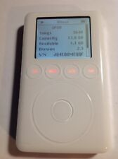 Apple iPod .15Gb 3rd Generation. *High Capacity Battery* M9460Ll White