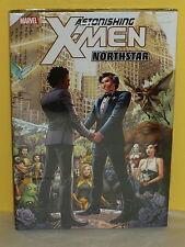 ASTONISHING X-MEN: NORTHSTAR HC - Gay Wedding - LIU - Marvel SEALED Alpha - LBGT