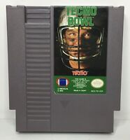 Nintendo NES Tecmo Bowl Video Game Cartridge *Authentic/Cleaned/Tested*