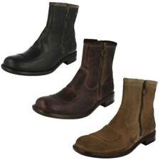 Stivali, anfibi e scarponcini da uomo Base London con cerniera