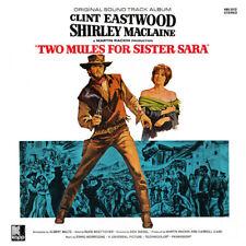 TWO MULES FOR SISTER SARA Ennio Morricone 2-CD Soundtrack LA-LA LAND Score NEW!