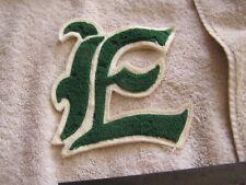 """Letterman's Jacket Patch """"E""""  Lettermen's Lettermen"""
