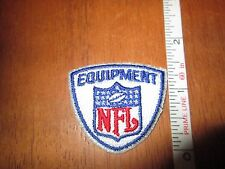 NFL SHIELD  PATCH 1.5 INCHES TALL SWEET LOOKING  IRON ON