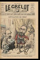 Le Grelot - French Satirical & Political Journal (humour) 885 issues on DVD