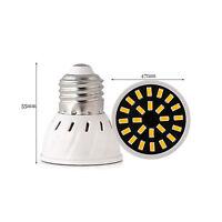 MR16 GU10 E27 4W 6W 8W Led Light Bulb Led Spotlight 5733 SMD Lamps Energy Saving