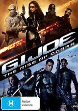G.I. JOE The Rise Of Cobra DVD R4