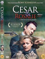 Cesar & Rosalie / César et Rosalie (1972, Claude Sautet) DVD NEW