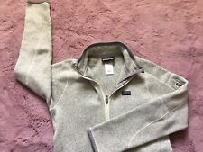 Patagonia Better Sweater Women's Full Zip Size S & Clean