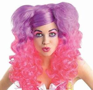 Raging Pony Curls Wig - Halloween