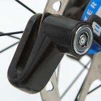 Waterproof Motorcycle Lock Bike Scooter Security Anti-theft Disk Brake Locks