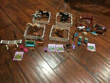 Grand Champion Minis Lot 8 Horses plus other Animals