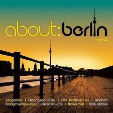 About: Berlin Vol: 4 von Various Artists (2013)