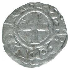 Mittelalter Kreuzfahrer Denar o.J. (1294-1308) Münzstätte Theben? A51416