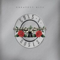 "GUNS'N ROSES ""GREATEST HITS"" CD NEU"