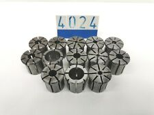 Acramill Various Collets (13 Pieces) (4024)