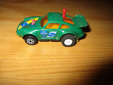 voiture miniature porche MAJORETTE MOTOR US PAT 4 332 104 MADE IN FRANCE FRICTIO