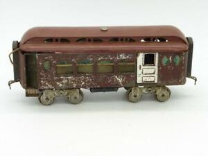 Lionel Prewar Standard Gauge 181 Baggage Combined Car for Restoration