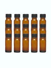 10 Tropfenflaschen Tropfenverschluss Braunglas Pipettenflaschen Apotheker 30 ml