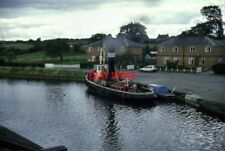 PHOTO  1990 CHESHIRE STEAM TUG KERNE FROM ACTON BRIDGE A FUN TIME WAS HAD BY ALL