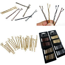 24PCS Large Bobby Pins Blonde 5cm Hairpin Hair Clip Barrette Dance New Arrival